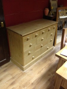 13 drawer chest - £329