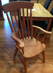 Child's classic chair