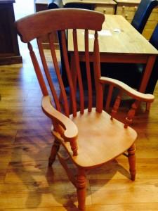 Grandad rocking chair - ?185
